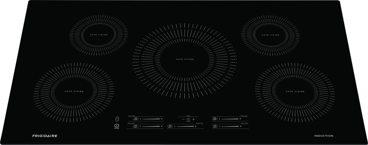 """Frigidaire 36"""" Induction Cooktop"""