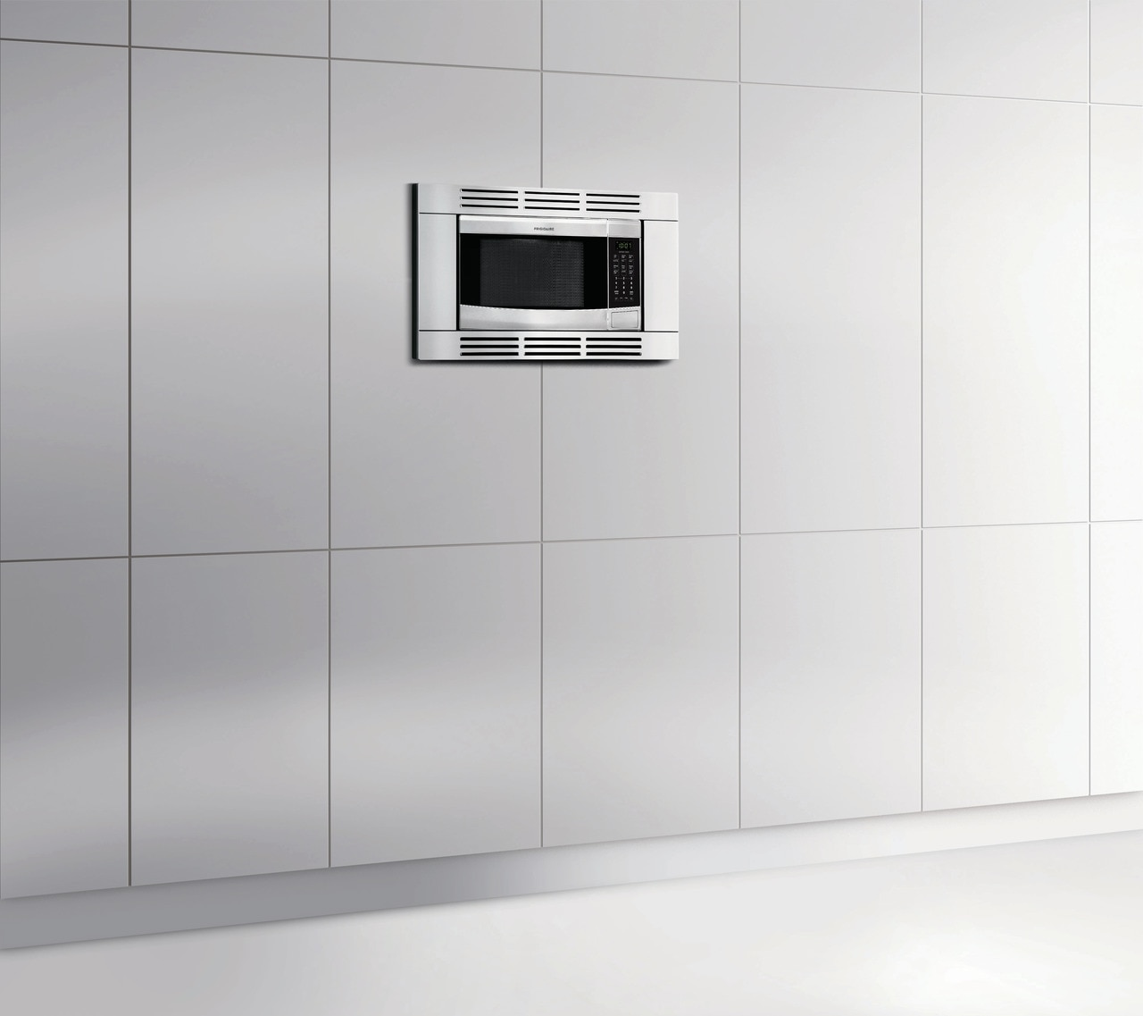 Model: FFMO1611LS | Frigidaire 1.6 Cu. Ft. Built-in Microwave
