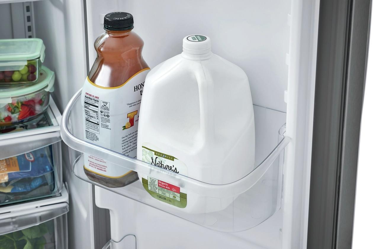 Model: FFSS2615TD | Frigidaire 25.5 Cu. Ft. Side-by-Side Refrigerator