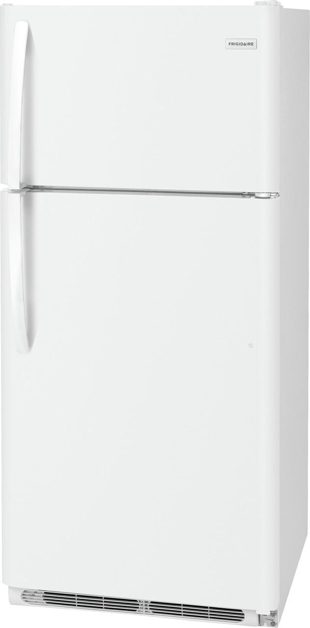 Model: FFTR1814TW | Frigidaire 18 Cu. Ft. Top Freezer Refrigerator