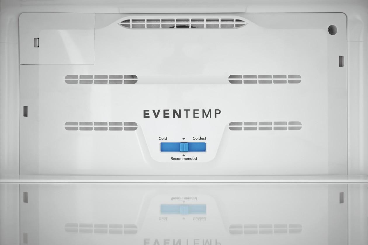 Model: FFTR1835VB   Frigidaire 18.3 Cu. Ft. Top Freezer Refrigerator