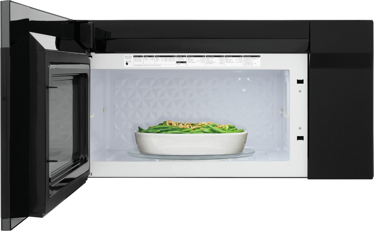 Model: FGBM19WNVD | Frigidaire Gallery 1.9 Cu. Ft. Over-The-Range Microwave