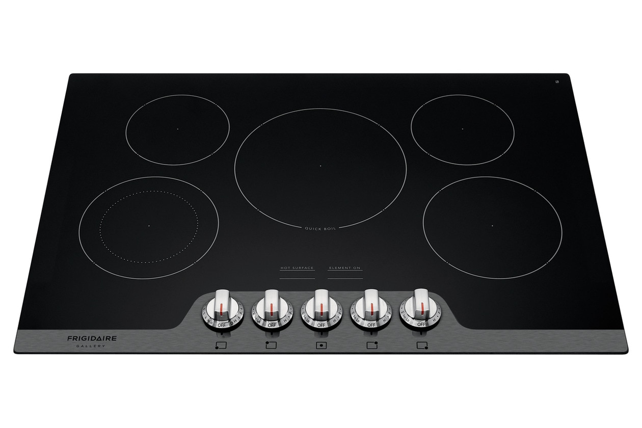 "Model: FGEC3048US | Frigidaire Gallery 30"" Electric Cooktop"
