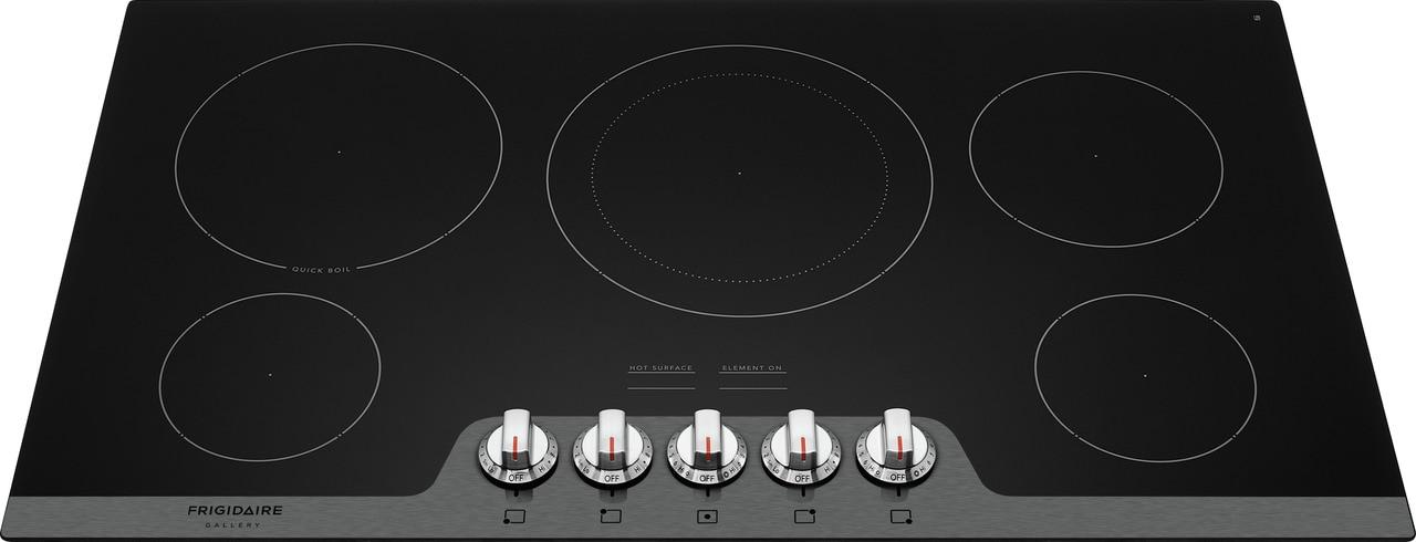 "Model: FGEC3648US | Frigidaire Gallery 36"" Electric Cooktop"