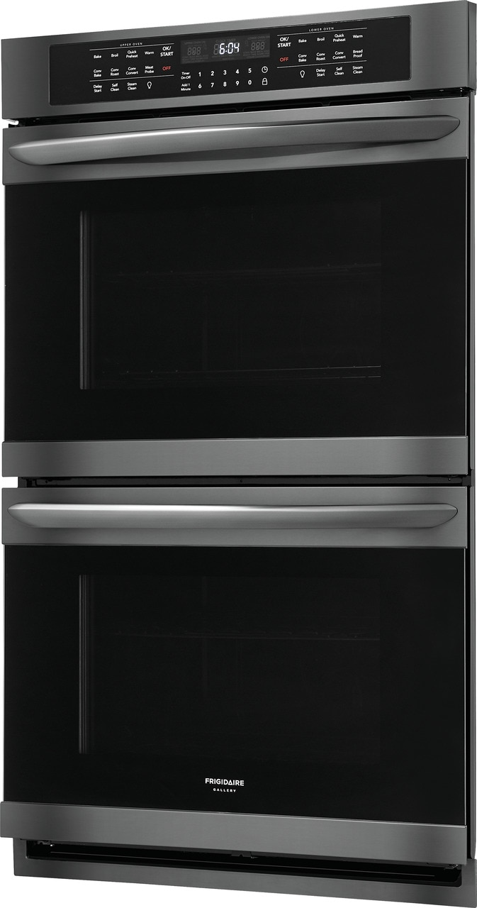 "Model: FGET3066UD | Frigidaire Gallery 30"" Double Electric Wall Oven"