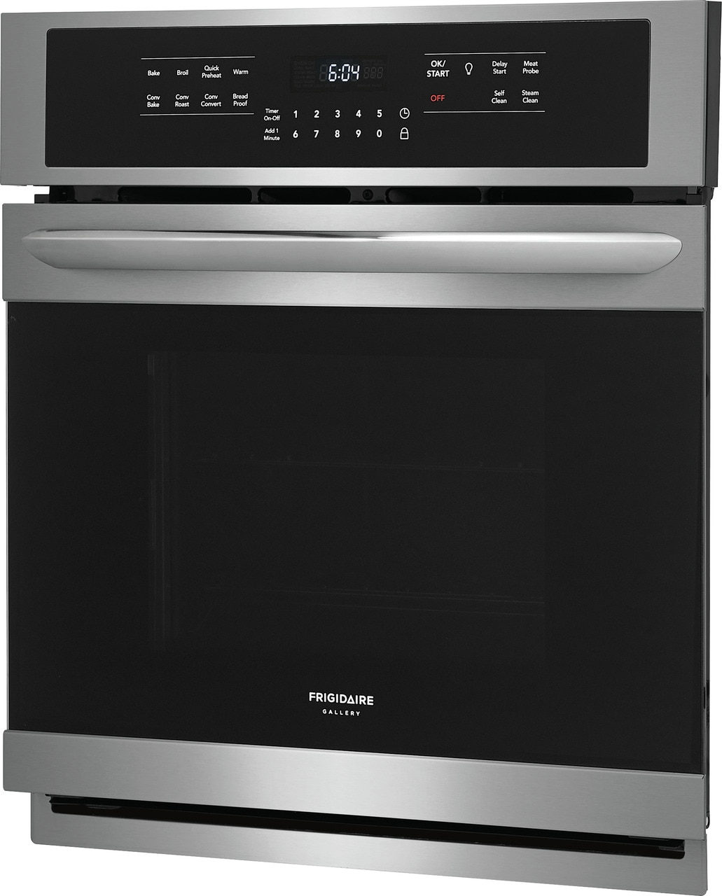 "Model: FGEW2766UF | Frigidaire Gallery 27"" Single Electric Wall Oven"
