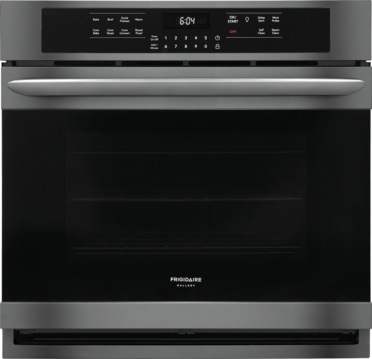 "Model: FGEW3066UD | Frigidaire Gallery 30"" Single Electric Wall Oven"