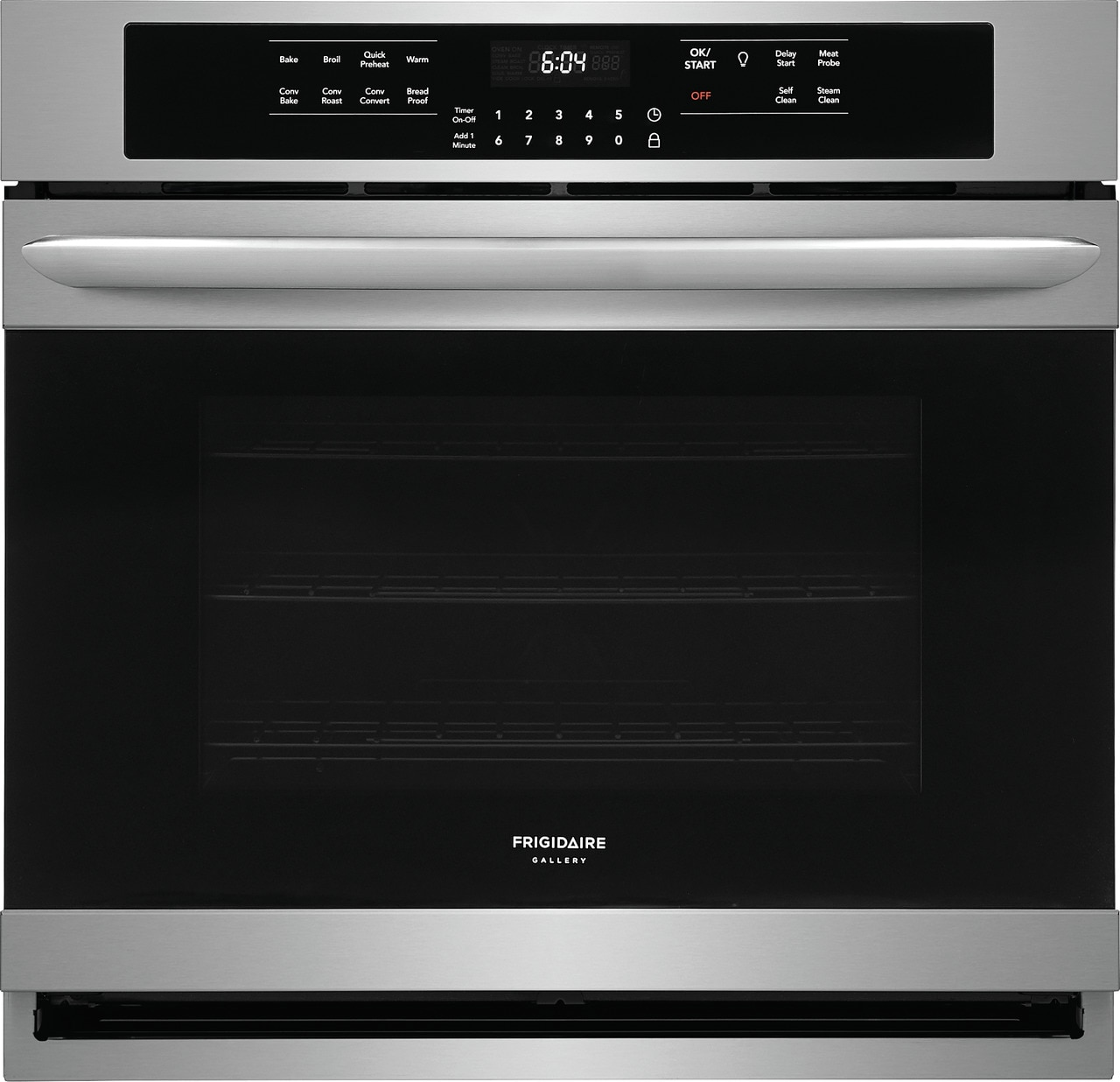 """Frigidaire Gallery 30"""" Single Electric Wall Oven"""