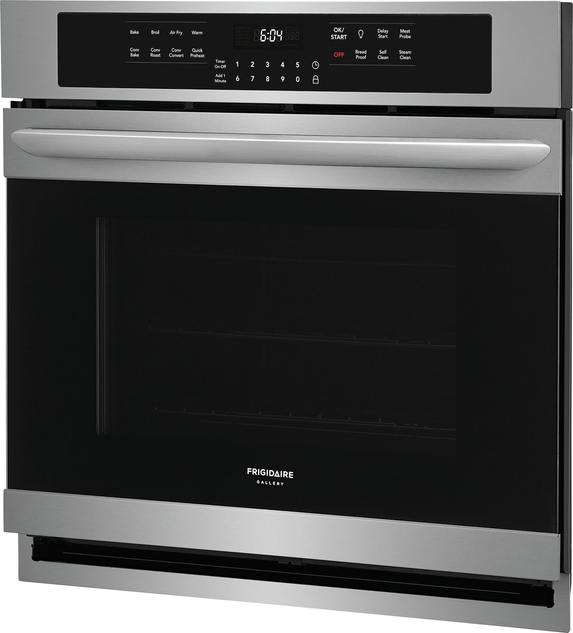 "Model: FGEW3069UF | Frigidaire Gallery 30"" Single Electric Wall Oven with Air Fry"