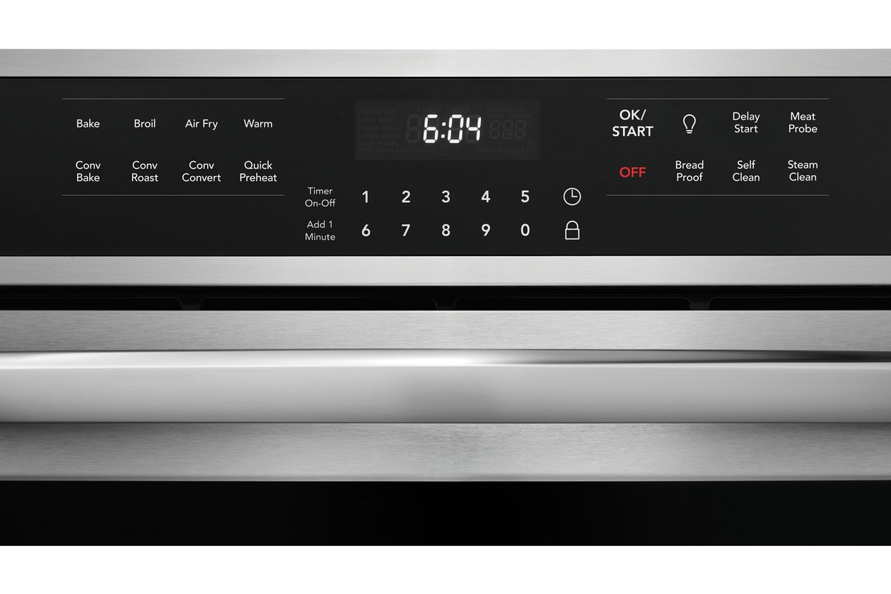 """Model: FGEW3069UF   Frigidaire Gallery 30"""" Single Electric Wall Oven with Air Fry"""