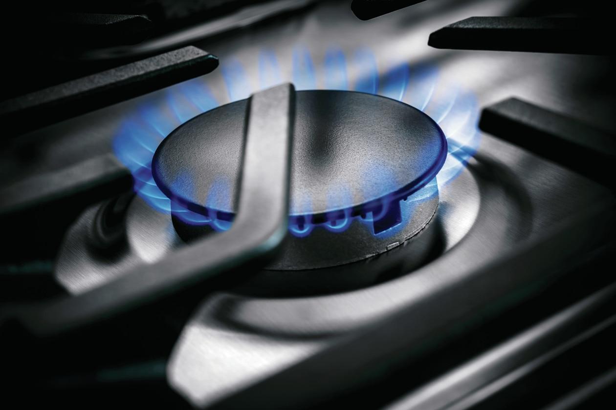 "Model: FGGC3047QB | Frigidaire Gallery 30"" Gas Cooktop"