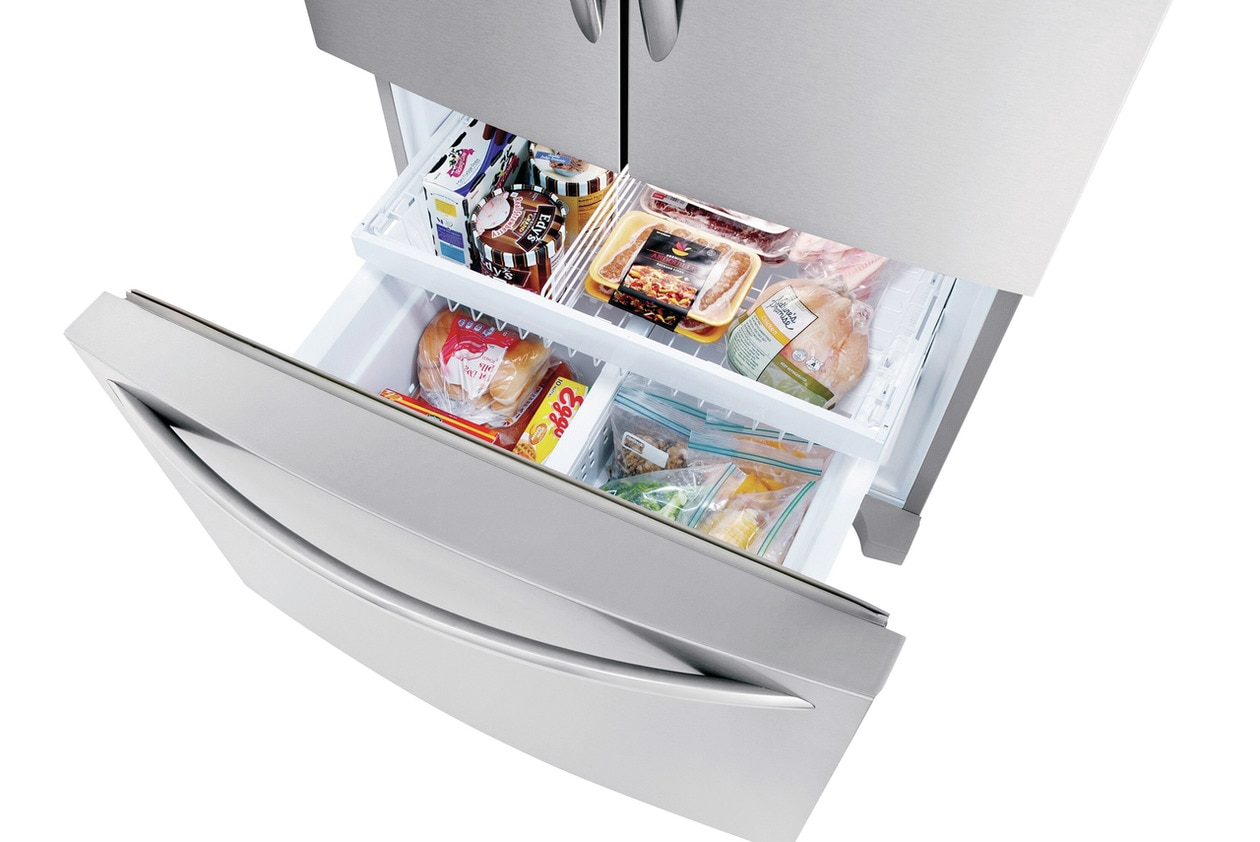 Model: FGHB2868TD | Frigidaire Gallery 26.8 Cu. Ft. French Door Refrigerator