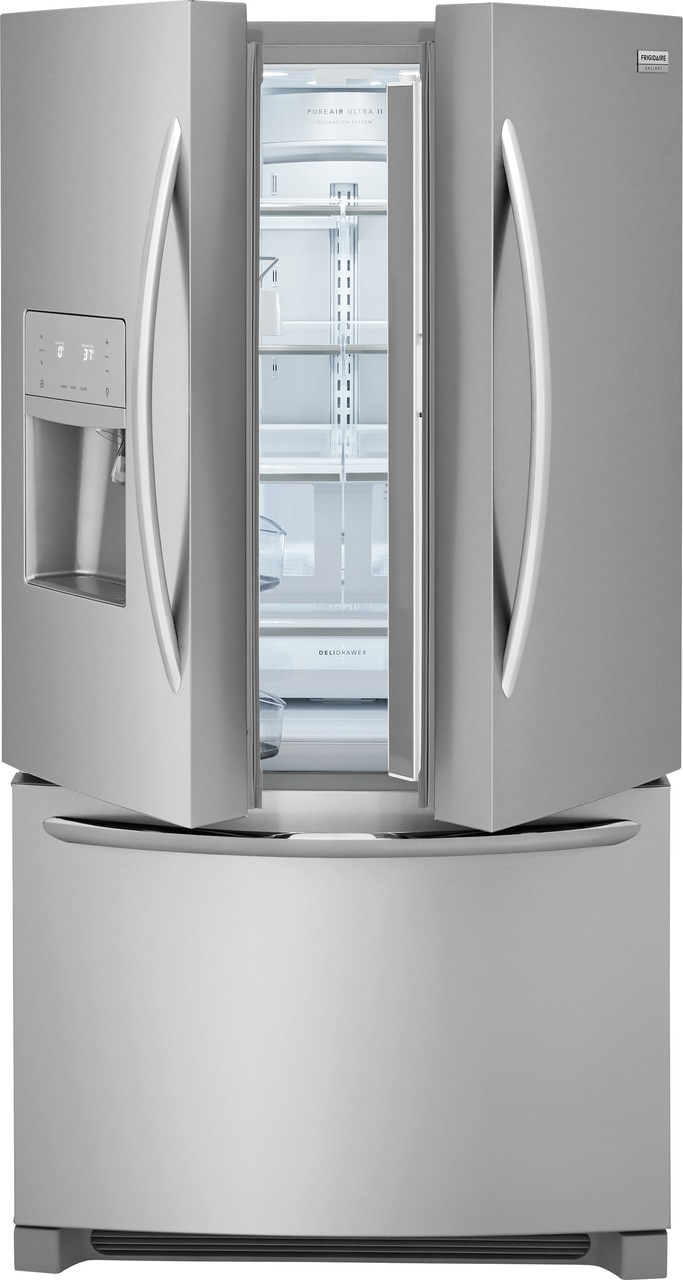 Model: FGHB2868TF | Frigidaire Gallery 26.8 Cu. Ft. French Door Refrigerator