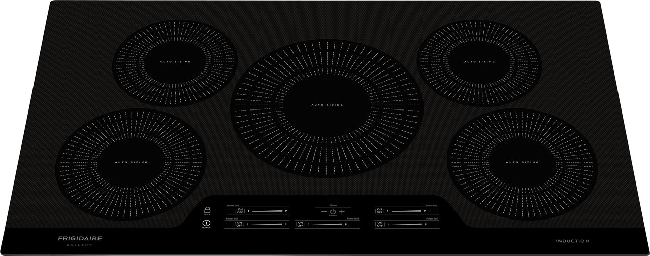 """Frigidaire Gallery 36"""" Induction Cooktop"""