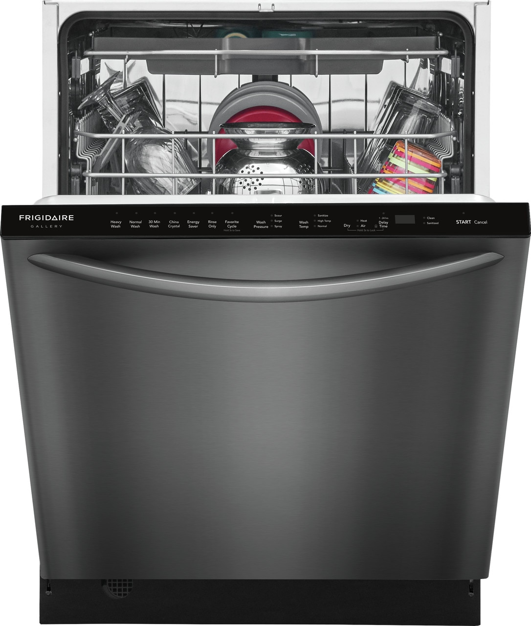 """Model: FGID2479SD   Frigidaire Gallery 24"""" Built-In Dishwasher with EvenDry™ System"""