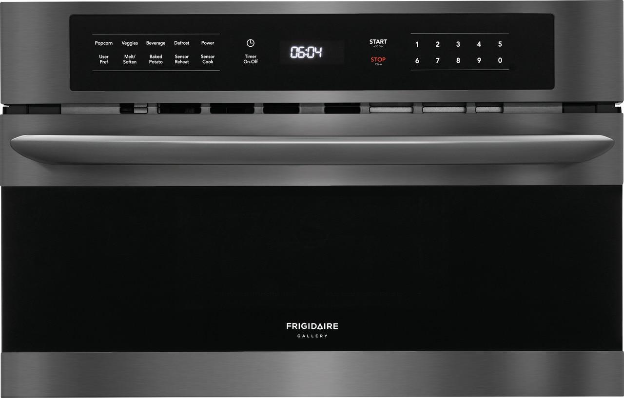 """Frigidaire Gallery 30"""" Built-In Microwave Oven with Drop-Down Door"""