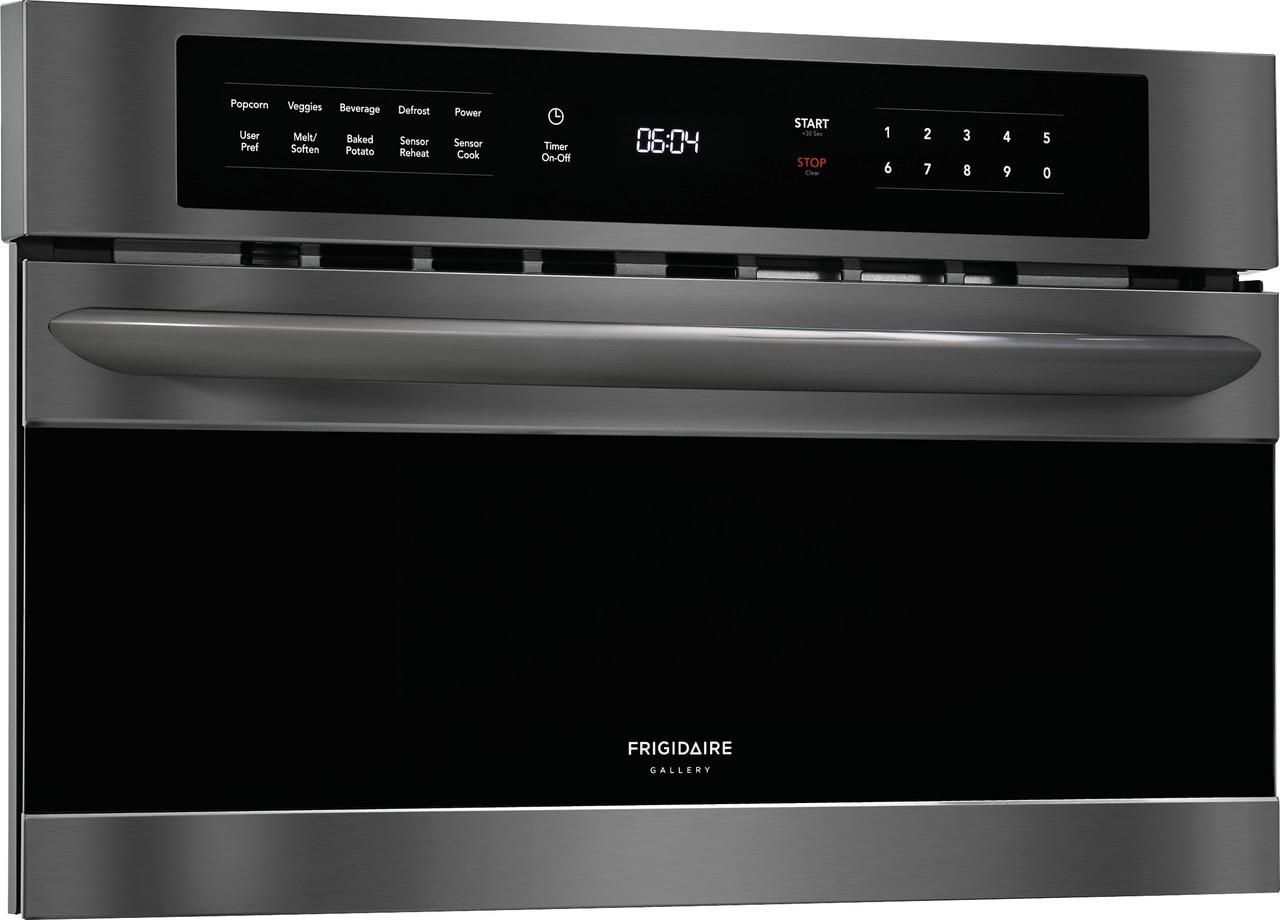 "Model: FGMO3067UD | Frigidaire Gallery 30"" Built-In Microwave Oven with Drop-Down Door"