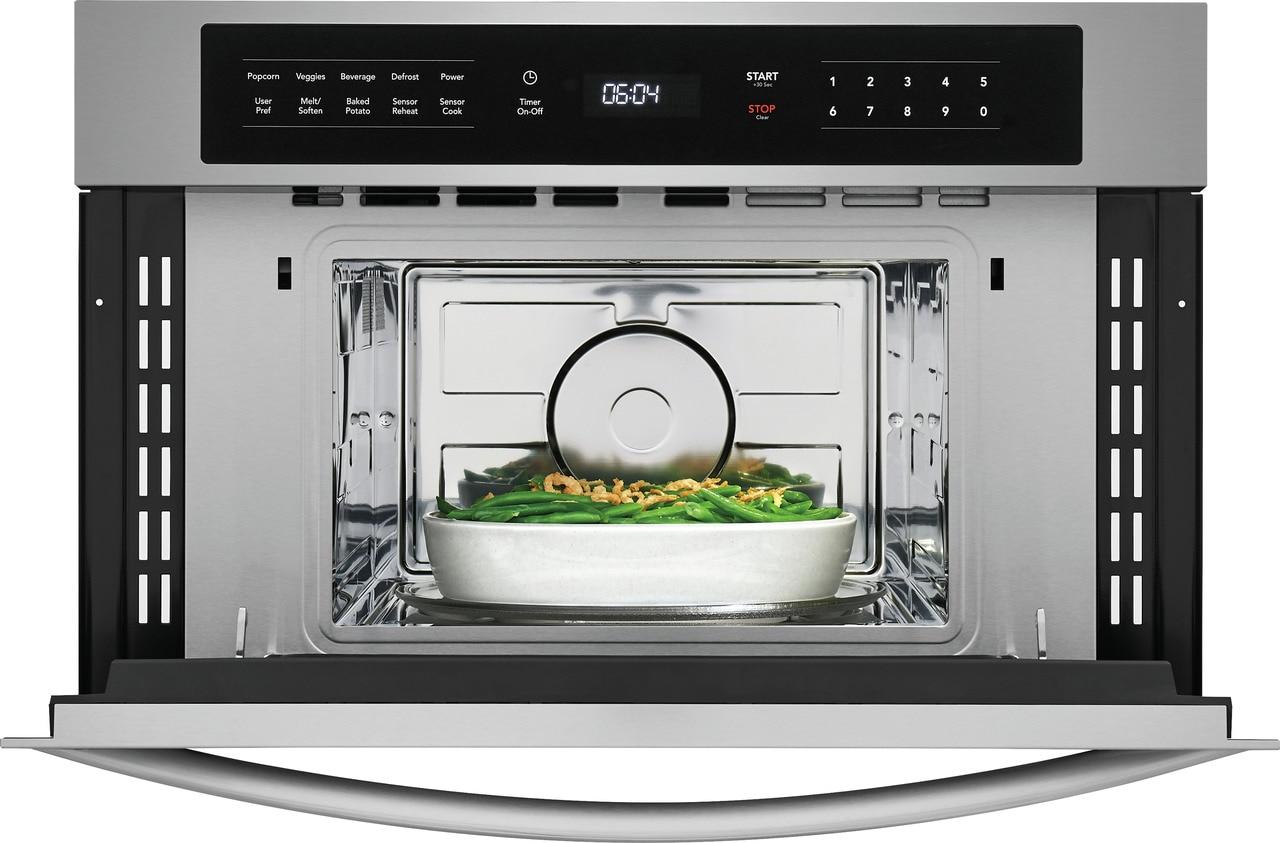 """Model: FGMO3067UF   Frigidaire Gallery 30"""" Built-In Microwave Oven with Drop-Down Door"""