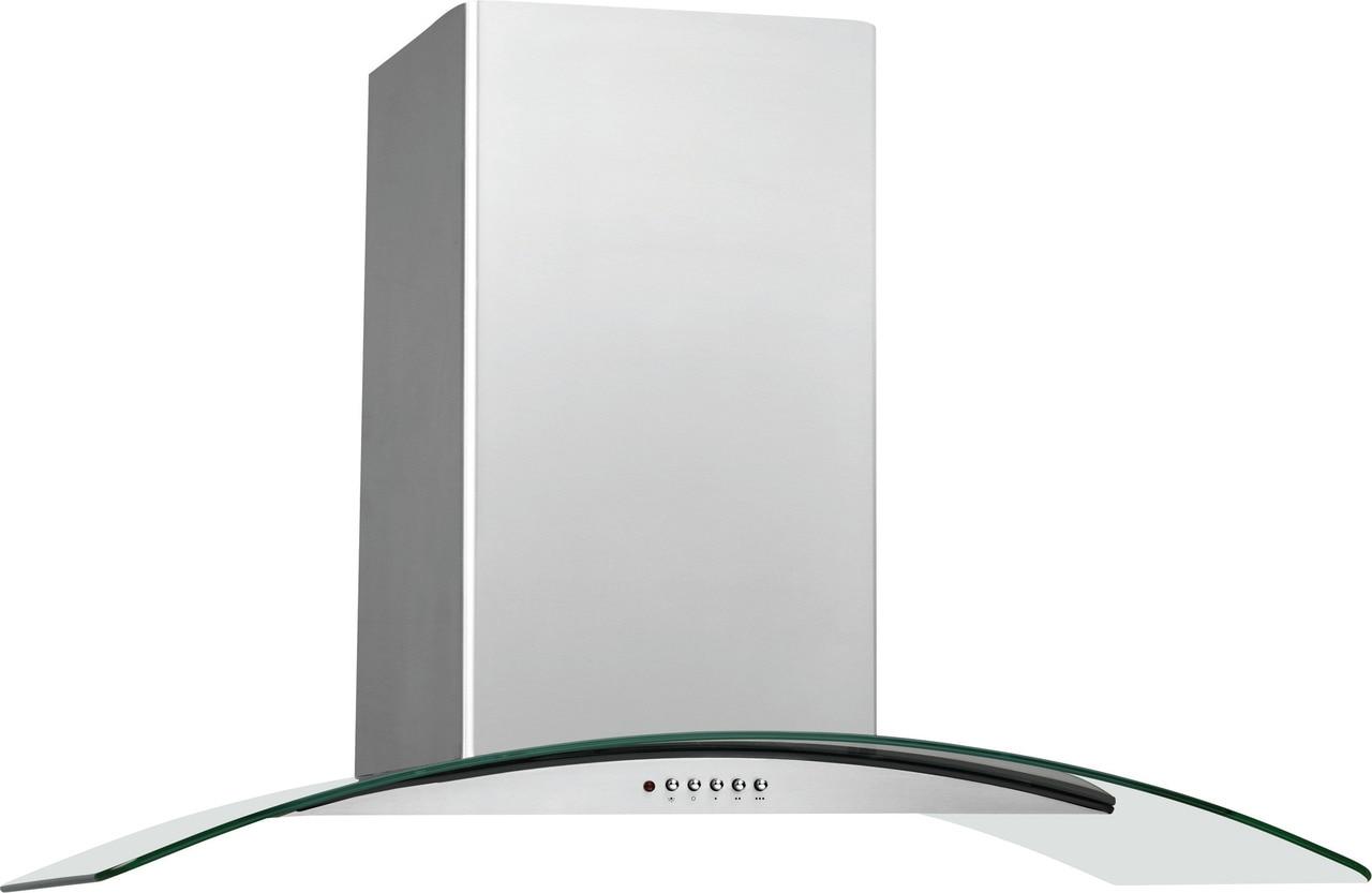 "Model: FHWC3060LS | Frigidaire 30"" Glass Canopy Wall-Mount Hood"
