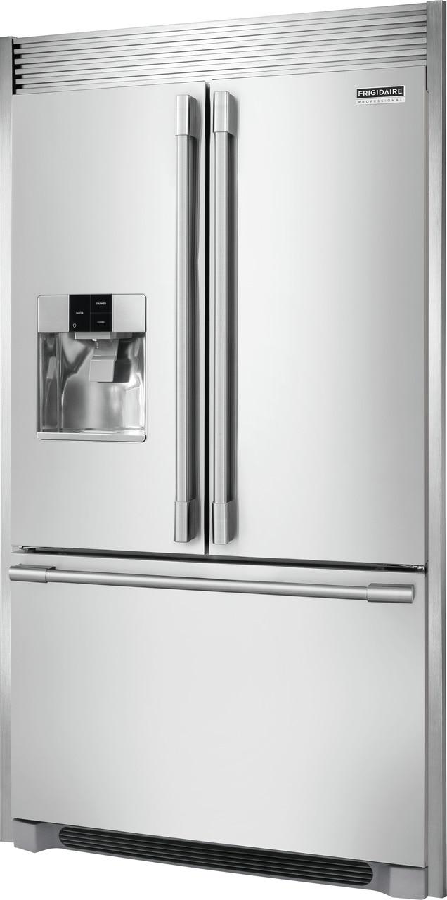 Model: FPBC2278UF | Frigidaire Professional 21.6 Cu. Ft. French Door Counter-Depth Refrigerator