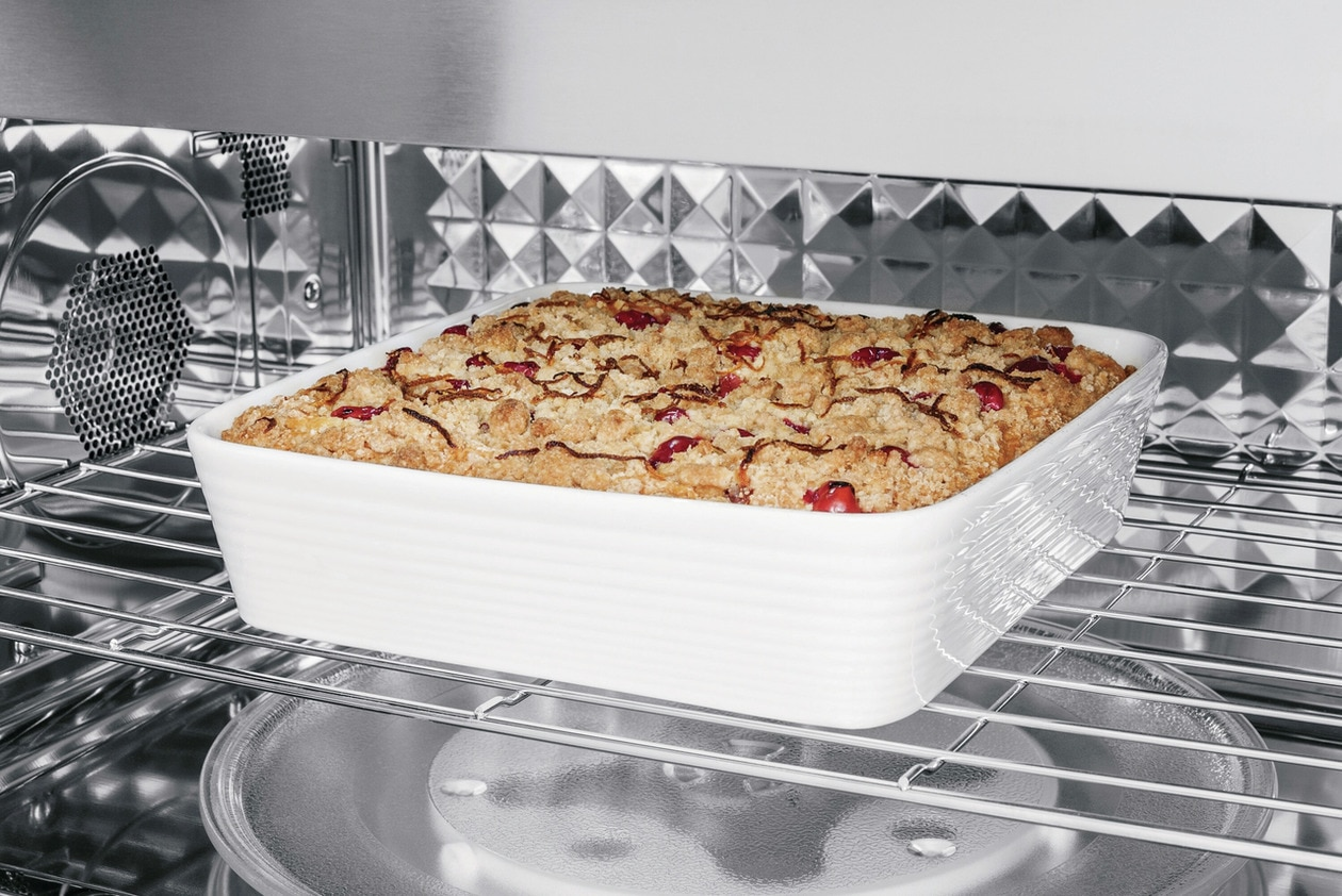 Model: FPBM3077RF   Frigidaire Professional 1.8 Cu. Ft. 2-In-1 Over-The-Range Convection Microwave
