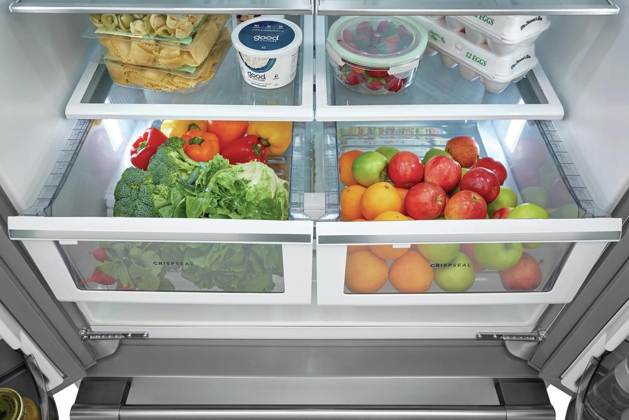 Model: FPBS2778UF | Frigidaire Professional 26.7 Cu. Ft. French Door Refrigerator