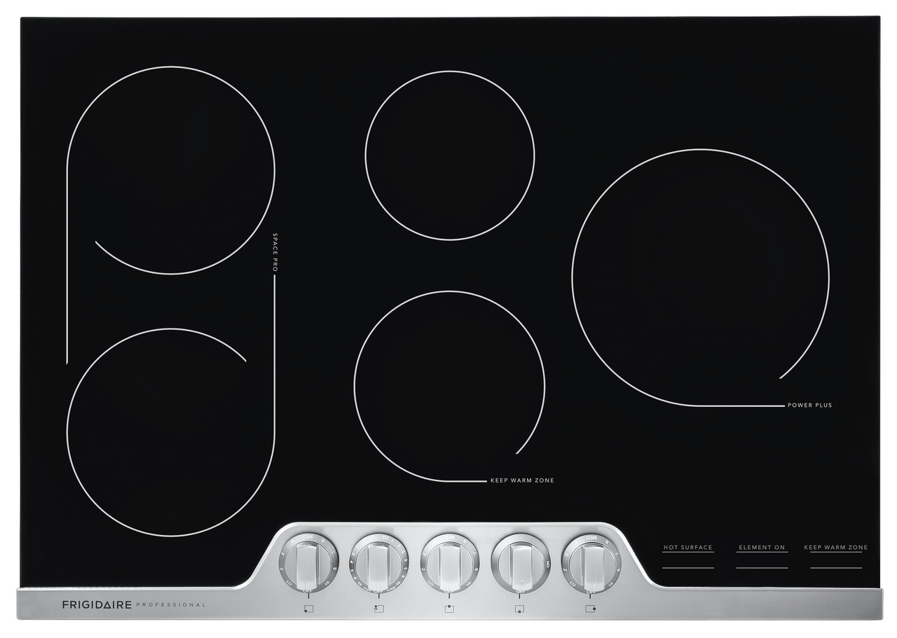 "Frigidaire Professional 30"" Electric Cooktop"