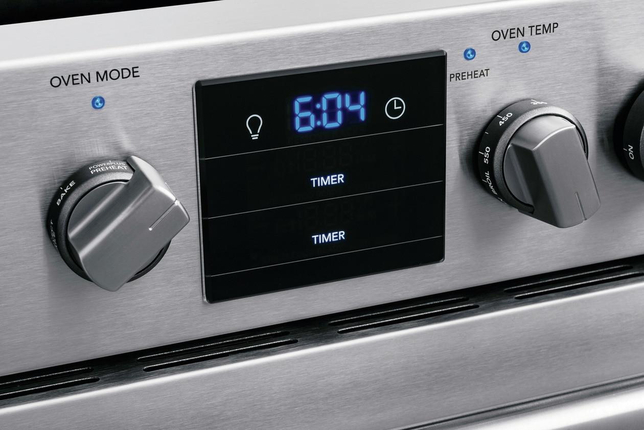 "Model: FPEF3077QF | Frigidaire Professional 30"" Freestanding Electric Range"
