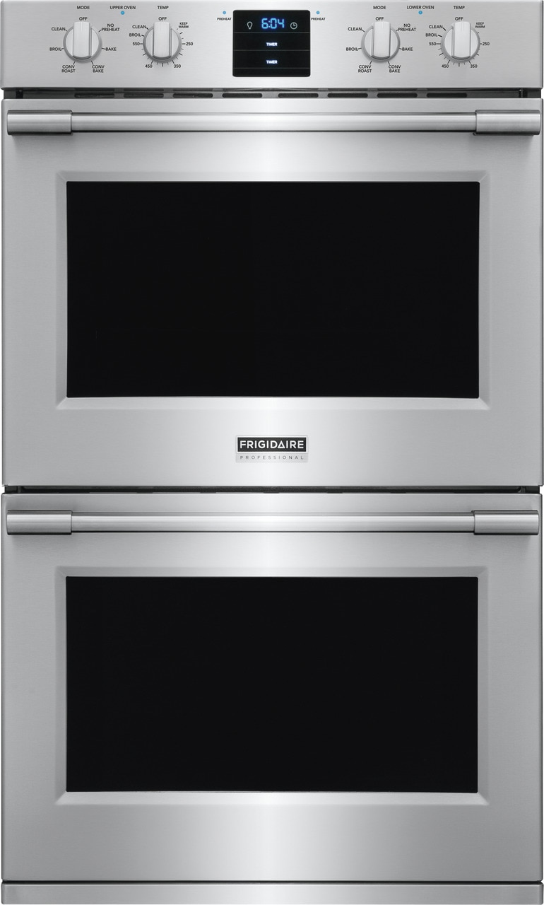 "Frigidaire Professional 30"" Double Electric Wall Oven"
