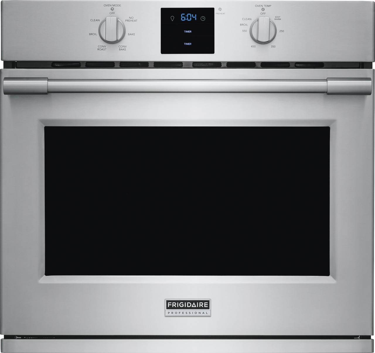 "Frigidaire Professional 30"" Single Electric Wall Oven"