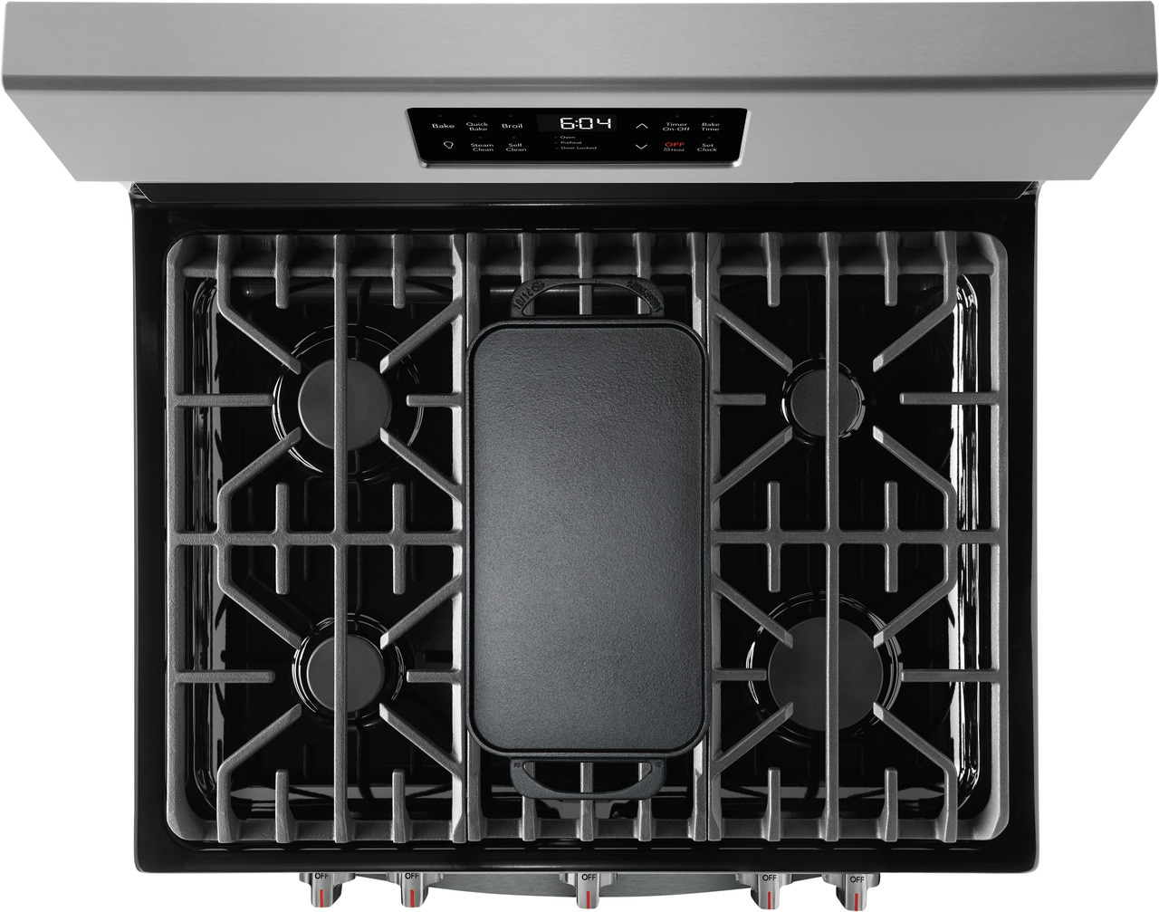 """Model: GCRE3060AF 