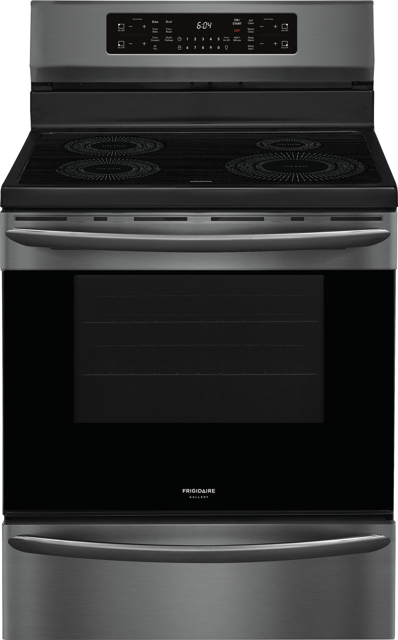"""Frigidaire Gallery 30"""" Freestanding Induction Range with Air Fry"""