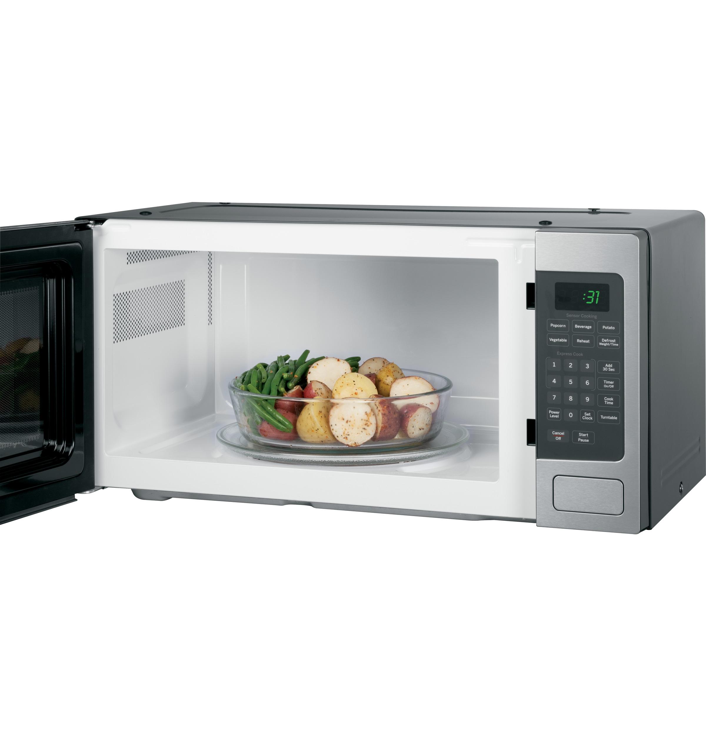 Model: PEM31SFSS | GE Profile GE Profile™ 1.1 Cu. Ft. Countertop Microwave Oven