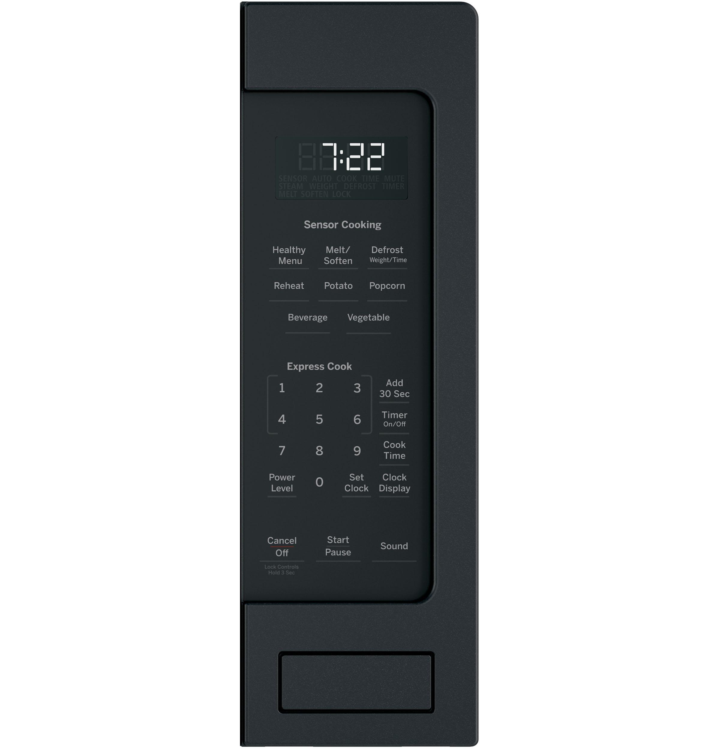 Model: PES7227FMDS   GE Profile GE Profile™ 2.2 Cu. Ft. Countertop Sensor Microwave Oven