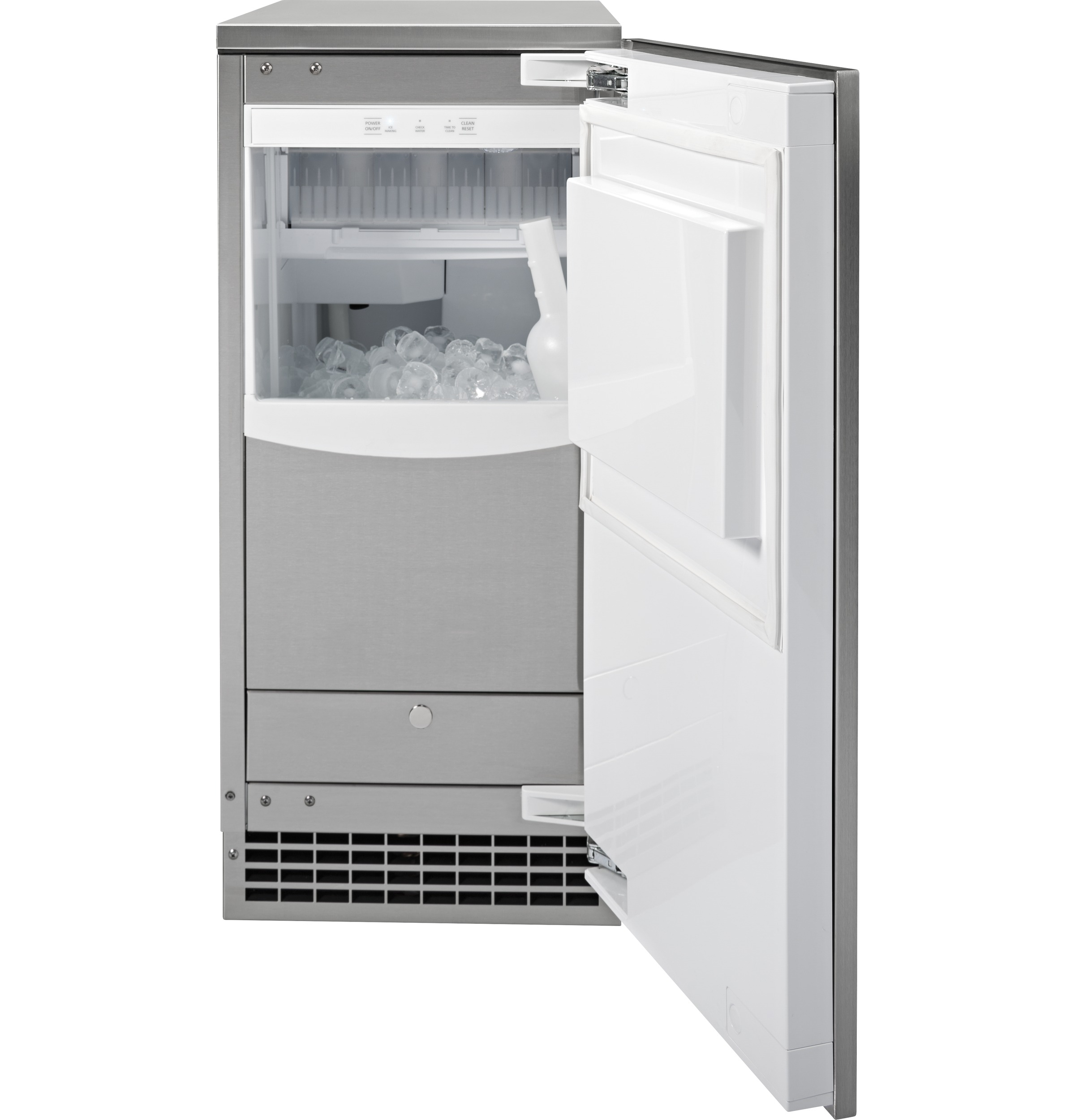 Model: UCC15NJII | GE Profile Ice Maker 15-Inch - Gourmet Clear Ice
