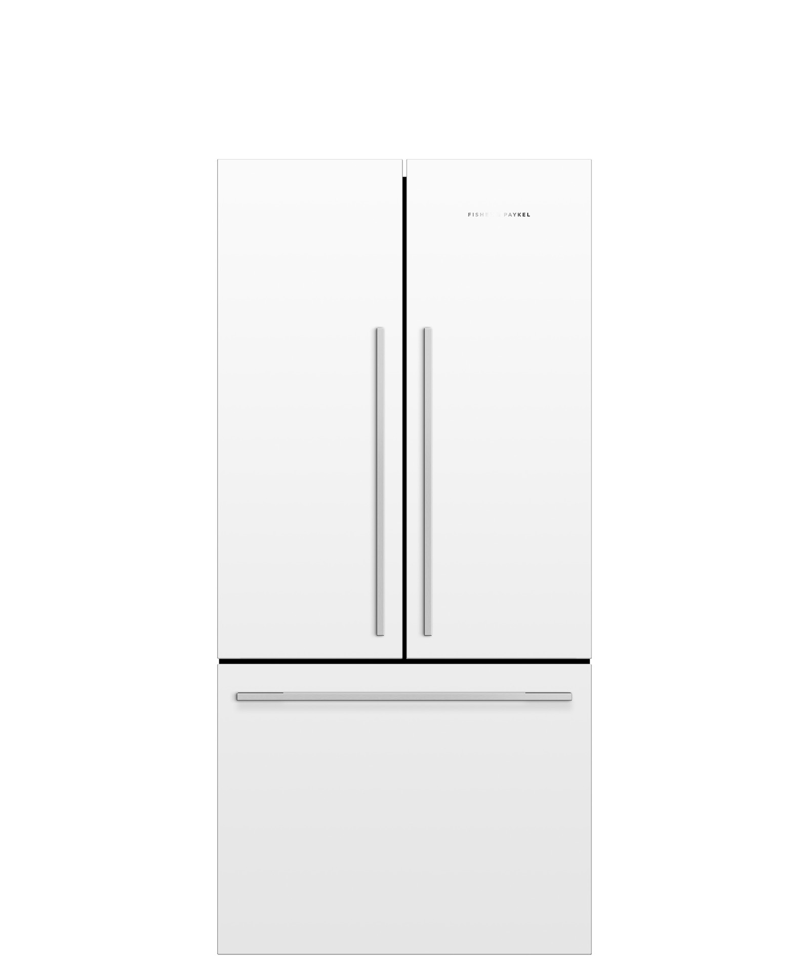 Fisher and Paykel French Door Refrigerator 17 cu ft