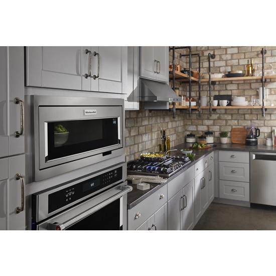 Model: KVUB600DSS | KitchenAid 30'' Under-the-Cabinet, 4-Speed System