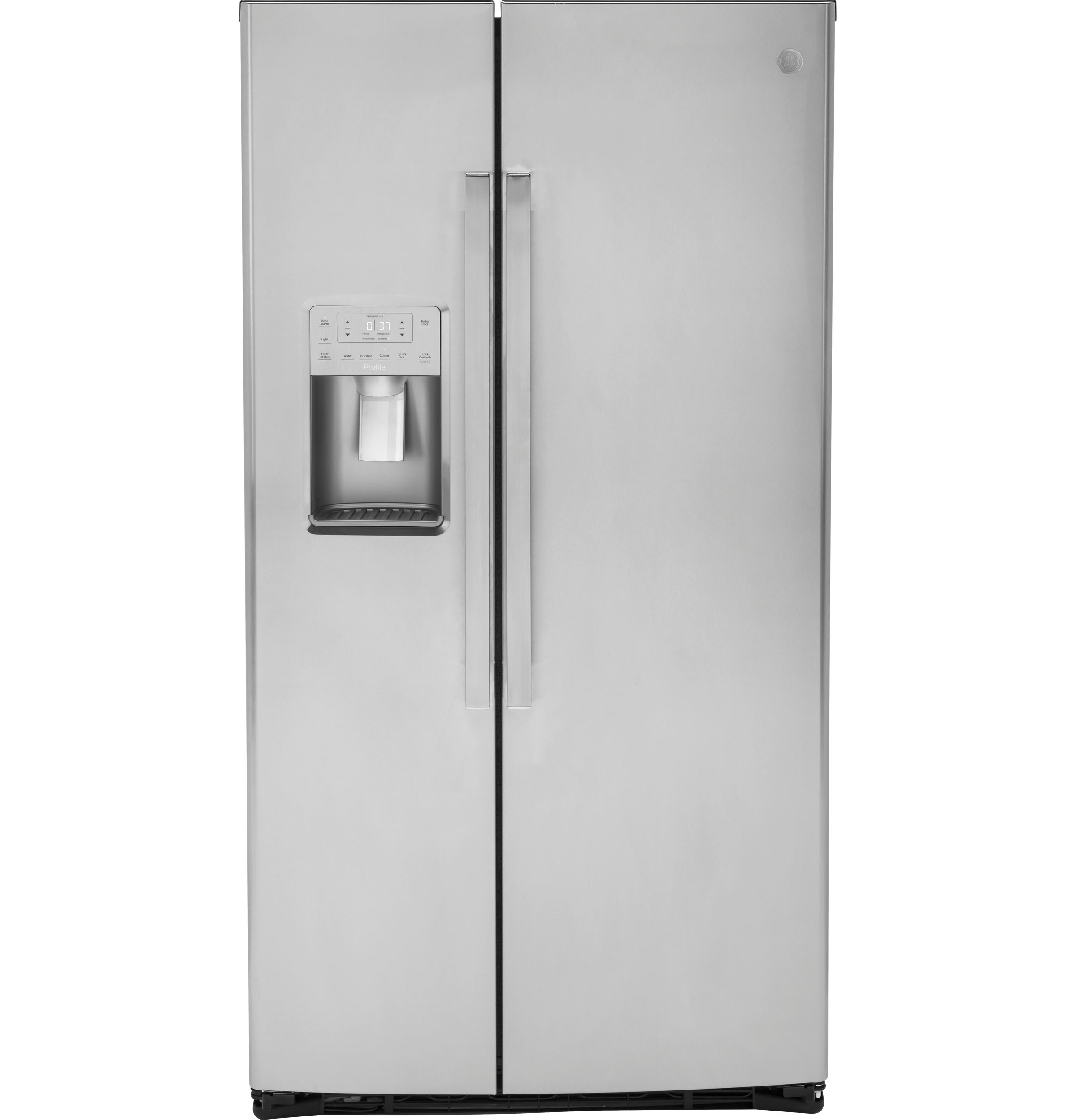 GE Profile GE Profile™ Series 21.9 Cu. Ft. Counter-Depth Side-By-Side Refrigerator