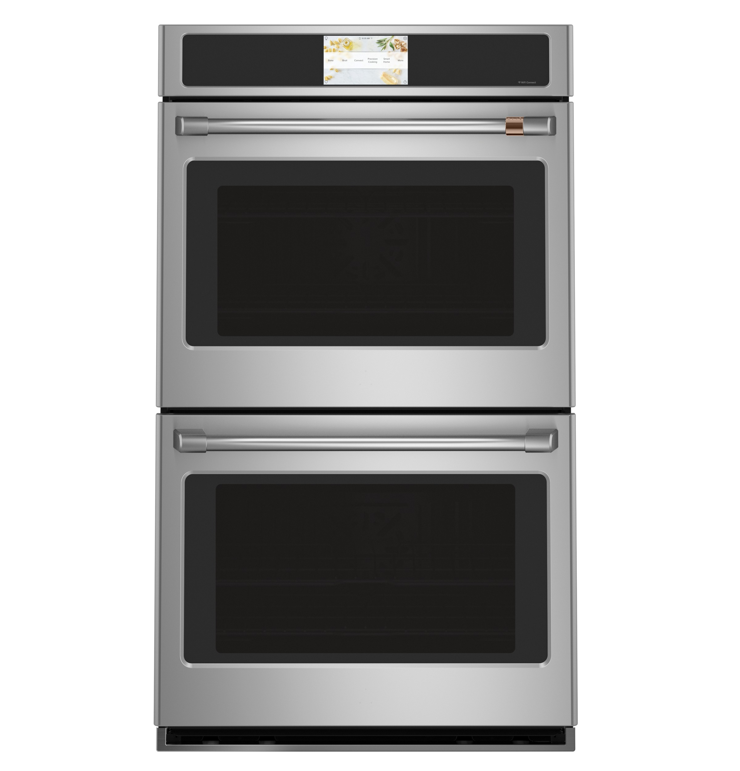 """Cafe Café™ Professional Series 30"""" Smart Built-In Convection Double Wall Oven"""