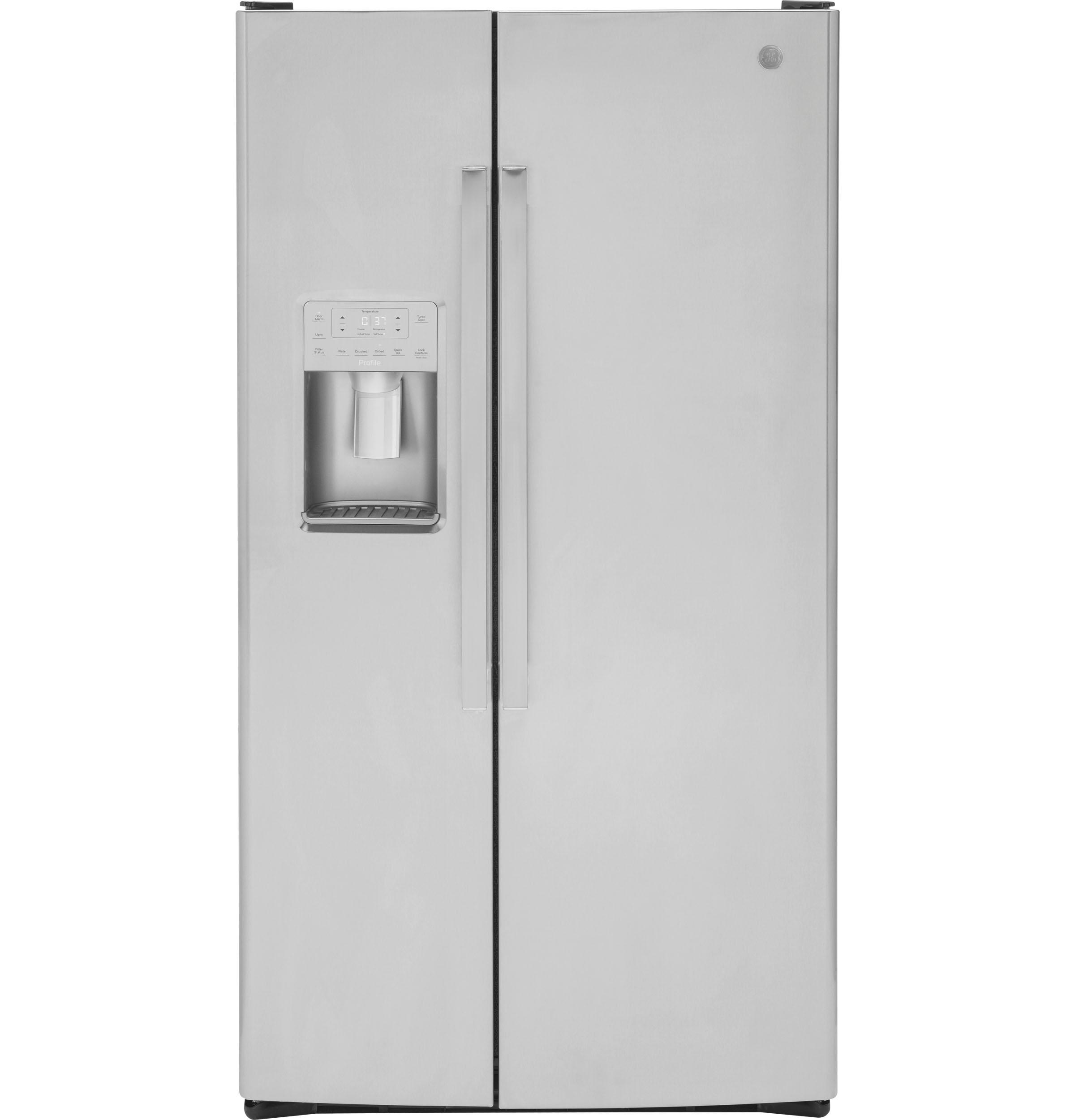 GE Profile GE Profile™ Series 28.2 Cu. Ft. Side-by-Side Refrigerator