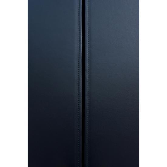 "Jenn-Air Carbon 30"" Cuts By JennAir Leather Panel"