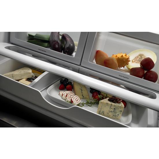 "Model: JFC2290REM | Jenn-Air 72"" Counter Depth French Door Refrigerator"