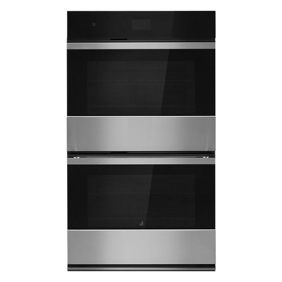 """Jenn-Air NOIR™ 30"""" Double Wall Oven with MultiMode® Convection System"""