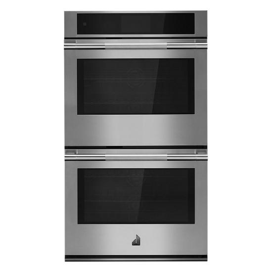"""Jenn-Air RISE™ 30"""" Double Wall Oven with V2™ Vertical Dual-Fan Convection"""