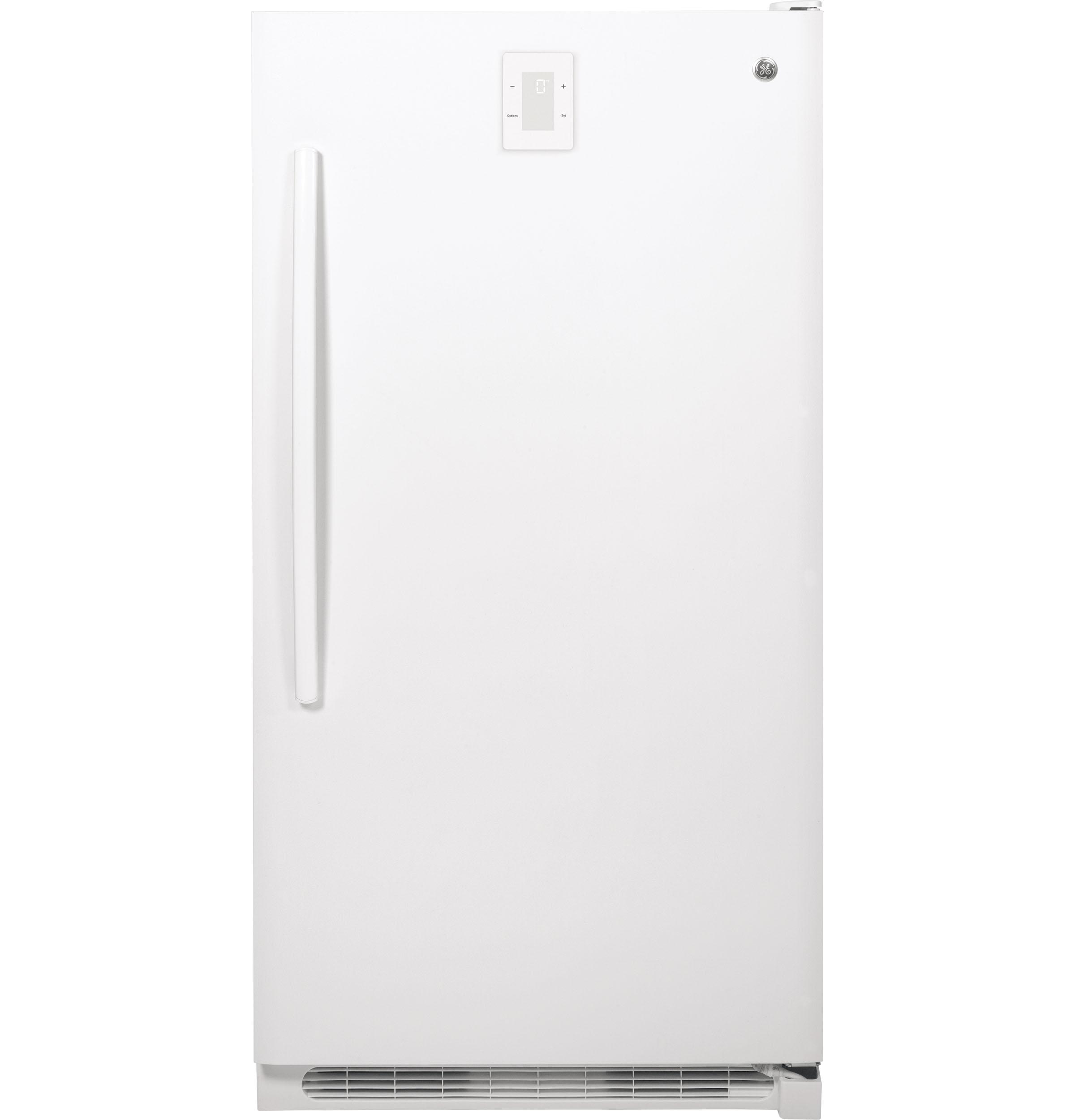 GE GE® 17.3 Cu. Ft. Frost-Free Garage Ready Upright Freezer
