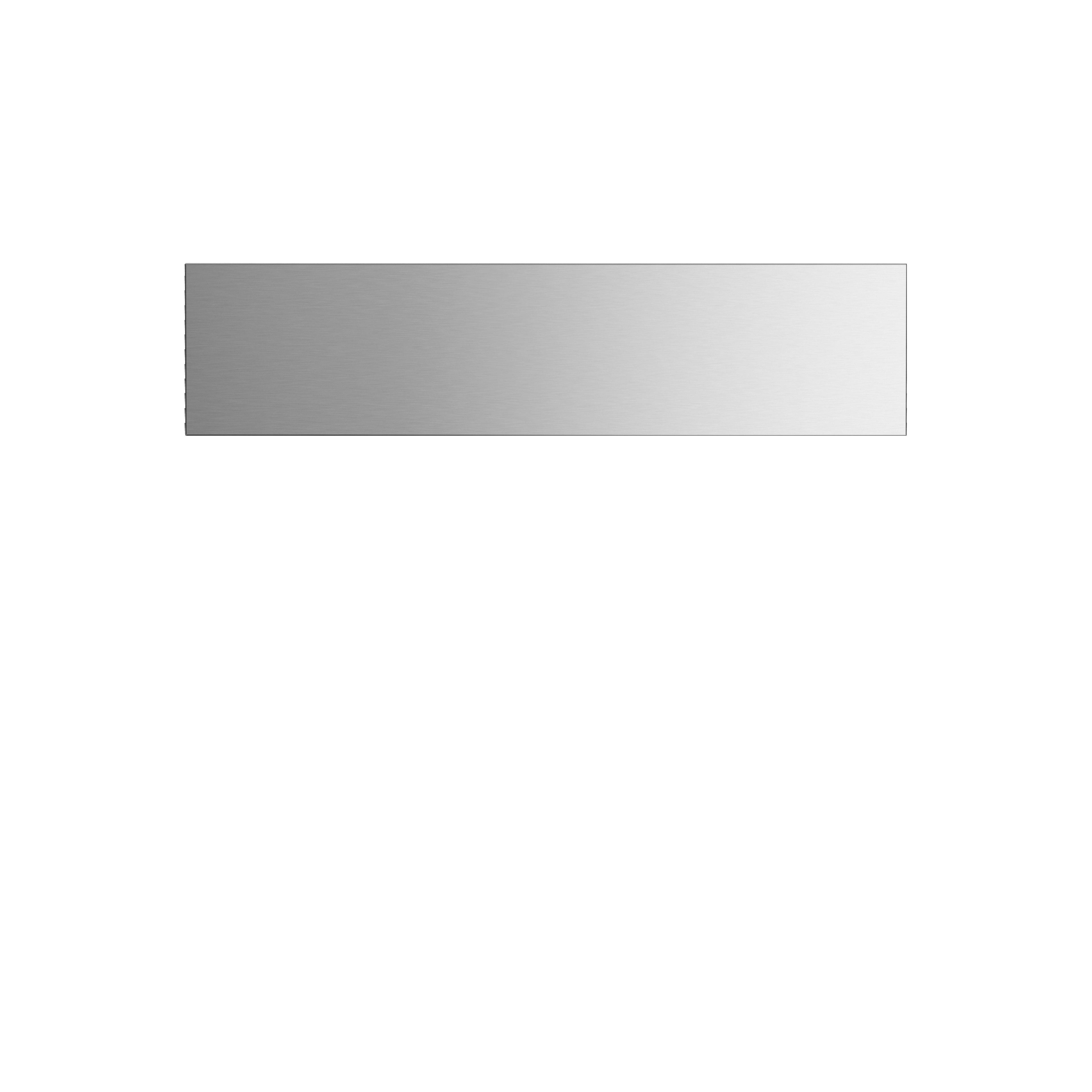 "Model: BGRV2-1248   Fisher and Paykel 48"" Range Low Backguard"