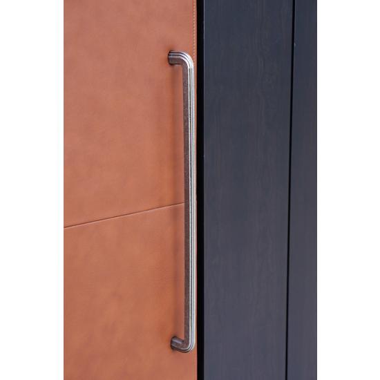 "Model: COGNAC18L | Jenn-Air Cognac 18"" Cuts By JennAir Leather Panel"