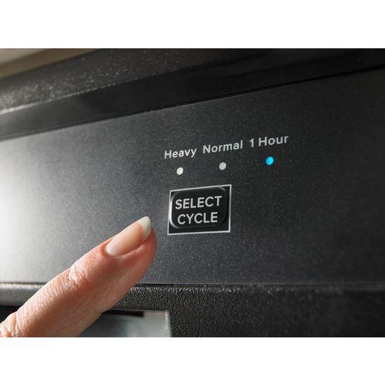 Model: ADB1400AGB | Amana Dishwasher with Triple Filter Wash System