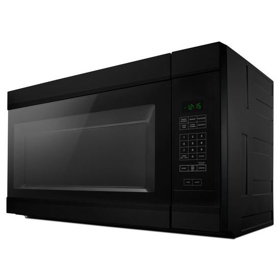 Model: AMV2307PFB   Amana 1.6 Cu. Ft. AOver-the-Range Microwave with Add 0:30 Seconds