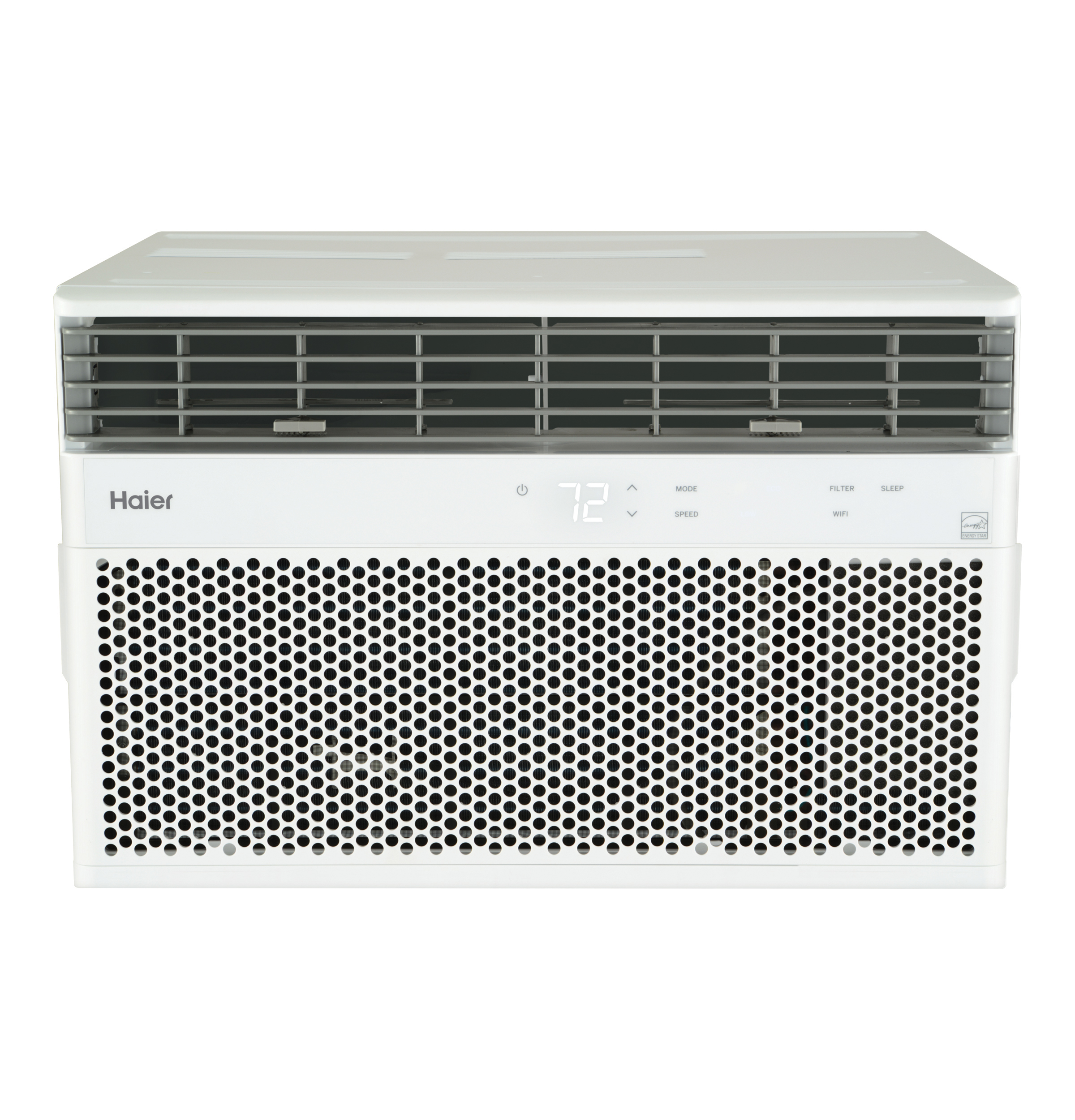 Haier Haier® ENERGY STAR® 8,000 BTU Smart Electronic Window Air Conditioner for Medium Rooms up to 350 sq. ft.